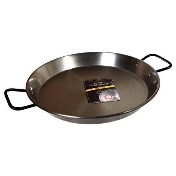Garcima 13 1/2-inch Pata Negra Restaurant Grade Paella Pan, 34cm - intl