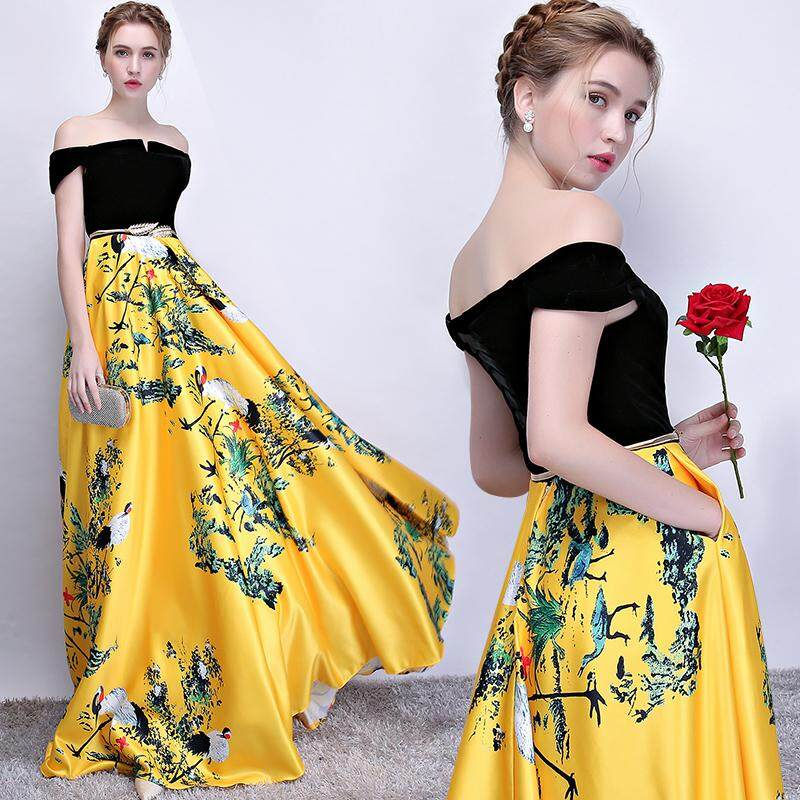 Toko Online Wilaine Evening Dress Company Limited Resmi Lazada Co Id