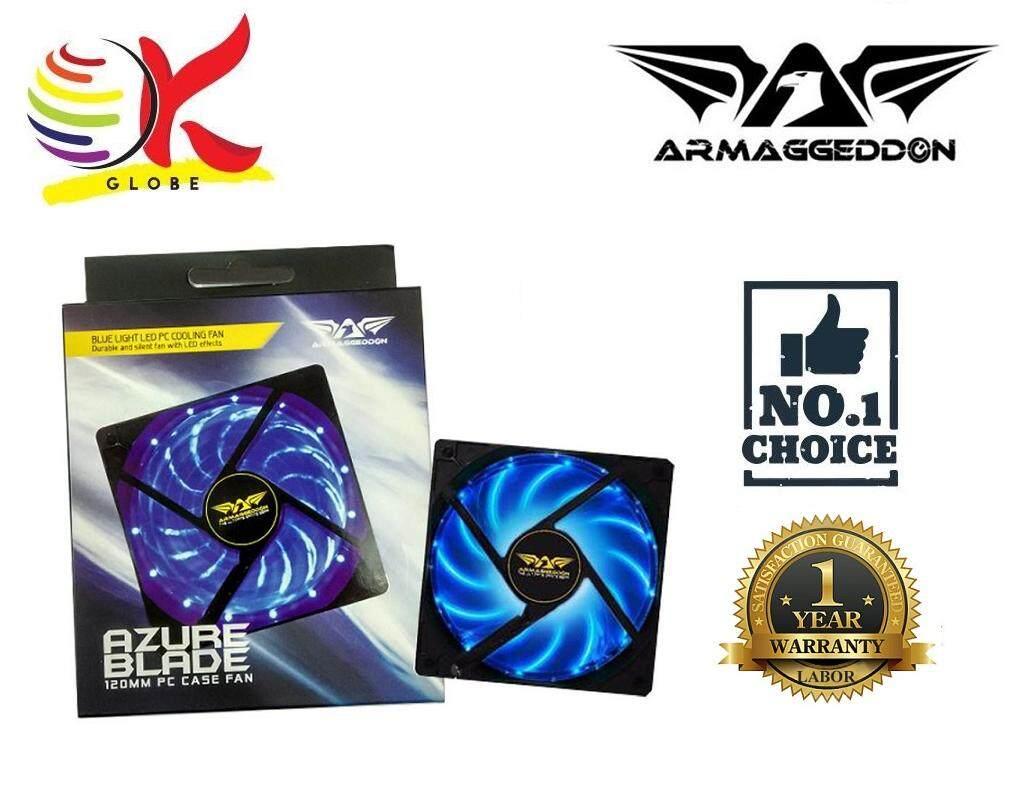 Features Prolimatech Ultra Sleek Vortex 12cm Thin Fan Dan Harga Deepcool Xfan Casing Black Armaggeddon Azure Blade Blue