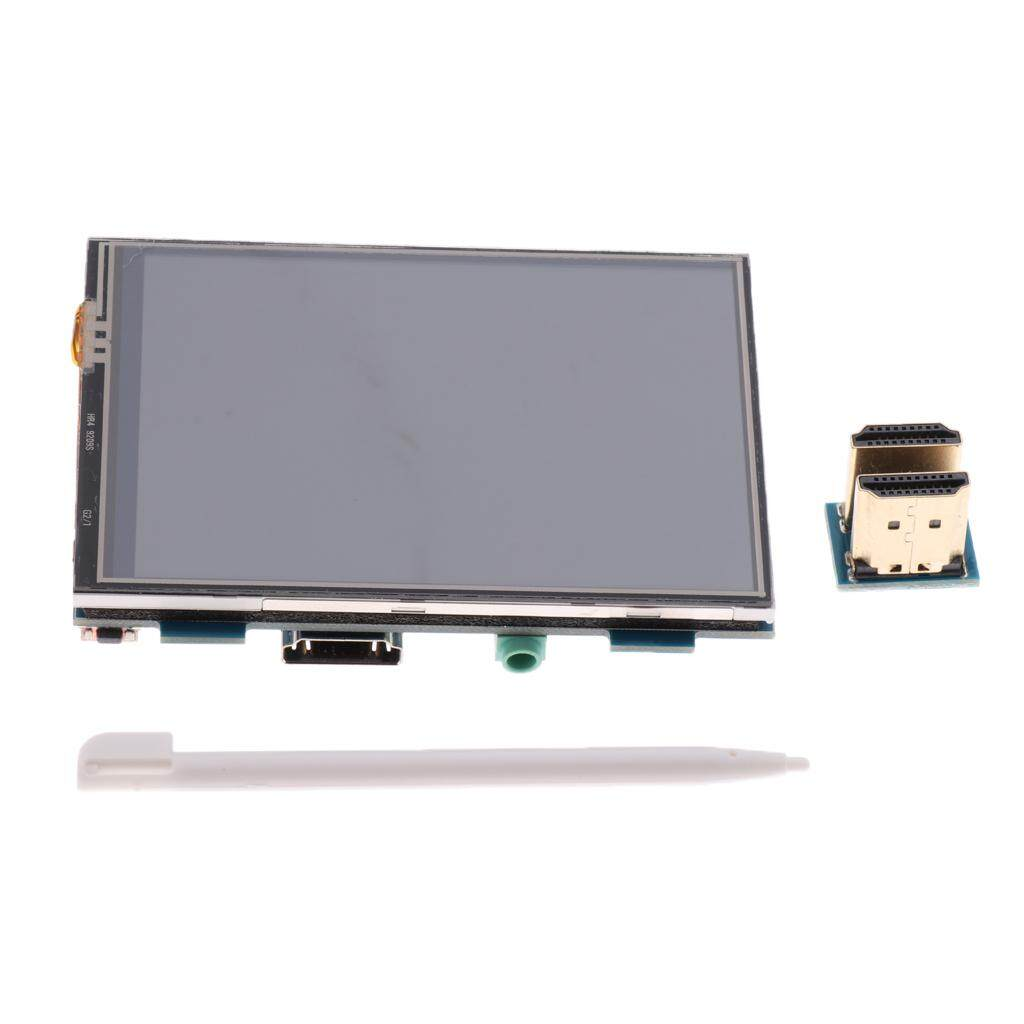 MagiDeal LCD Display 3.5 480x320 Touch Screen Monitor HDMI Module for Raspberry Pi