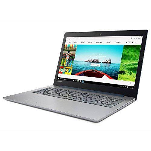 2018 Lenovo ideapad 320 15.6 LED-backlit Display Laptop, Intel Celeron N3350 Dual-Core Processor, 4GB RAM, 1TB HDD, DVD-RW, WIFI, Bluetooth, HDMI, Intel HD Graphics 500, Windows 10, Blue - intl