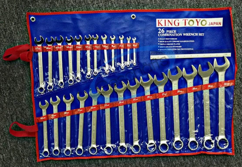 Fitur Aka R 021s Kunci Shock Wrench Set 21 Pcs Serbaguna Dan Harga Shok King Toyo Combination 26