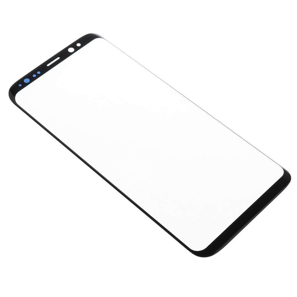 Keajaiban Bersinar Depan Kaca Luar LCD Lensa Layar Panel Pengganti untuk Samsung Galaxy S8-Intl
