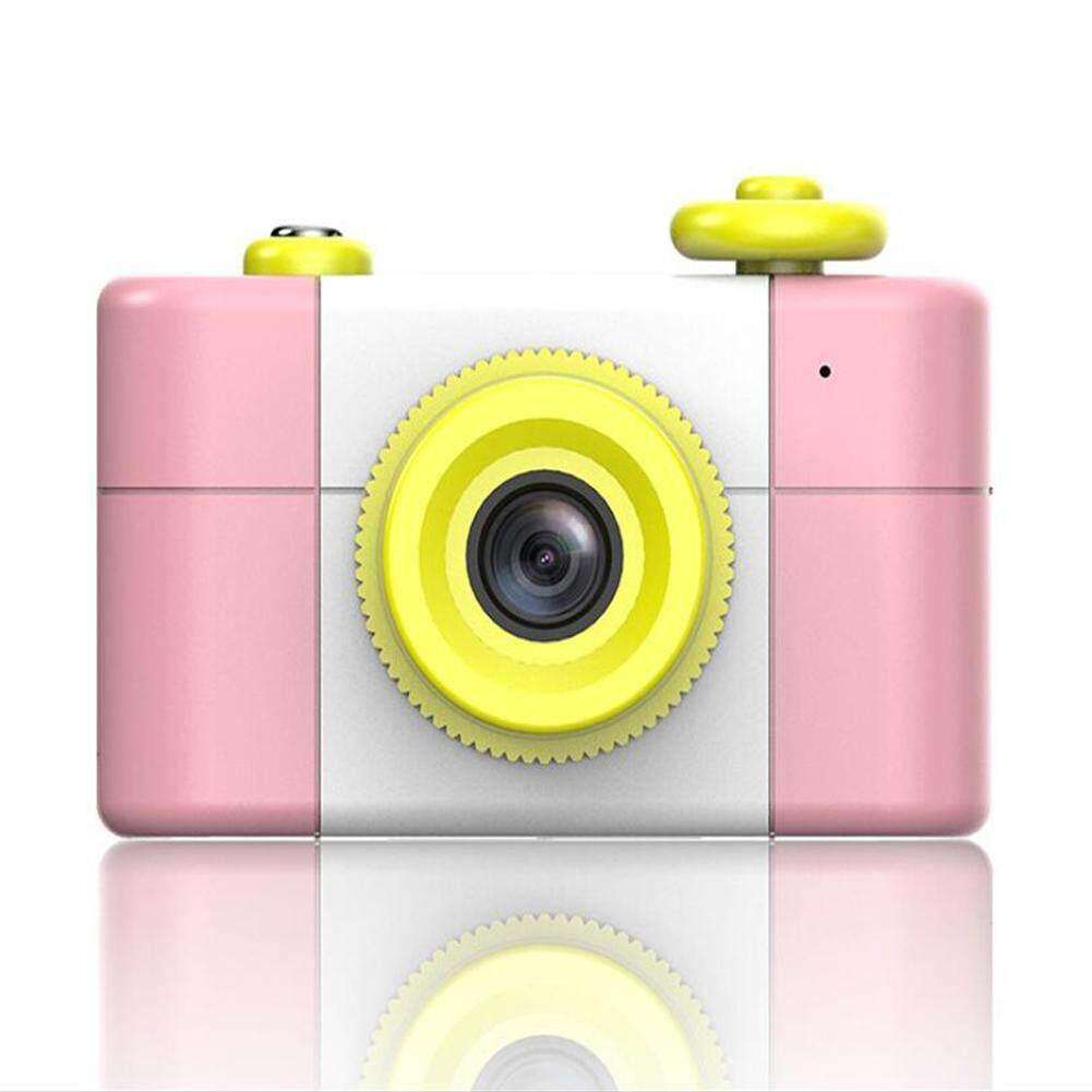 Anak-anak Lucu Mini Kamera Digital Retro Gaya Fotografi Kamera Portabel (Tidak Ada Kartu Memori)