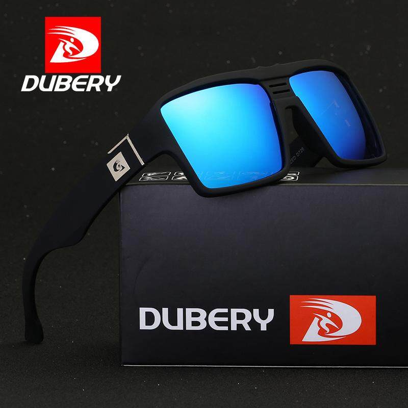 Dubery Polarized Sunglasses Mens Driver Eyewear D729 By The North Star.