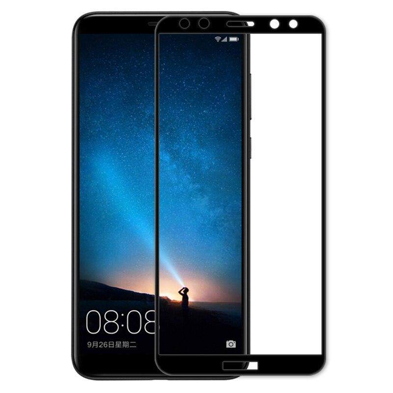 Gambar Produk Rinci yiuu Anti-scratch Tempered Glass Film Full Coverage Screen Protector for Huawei Nova 2i - intl Terkini