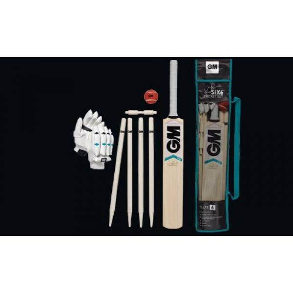 N & Moore Six6 Cricket Set, Size 6 By Ygmart.