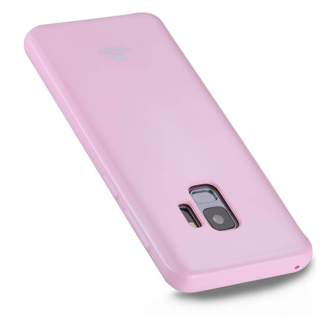 Features Mercury Goospery Pearl Jelly Series For Samsung Galaxy S9 Iphone 6 Plus 6s Case Pink Detail Gambar Tpu Full Coverage Protective Back Cover Casepink Terbaru