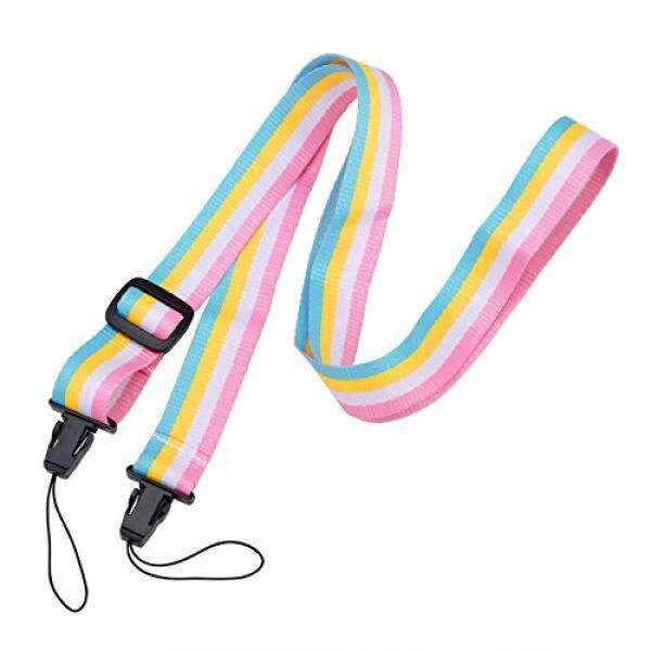 Yoption Rainbow Camera Neck Shoulder Strap for Fujifilm Instax Mini 25/ 50S/ 7S/ 8/ 210 Instant Film Camera (36 Inches)