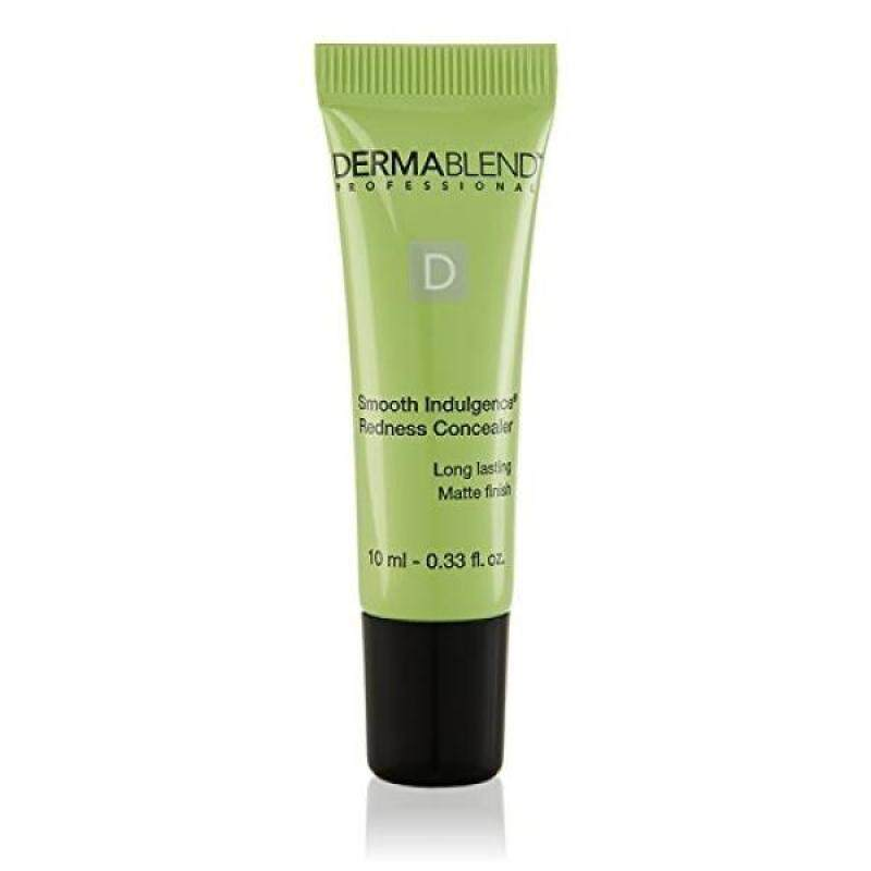Buy Dermablend Smooth Indulgence Rednesss Green Concelaer - intl Singapore