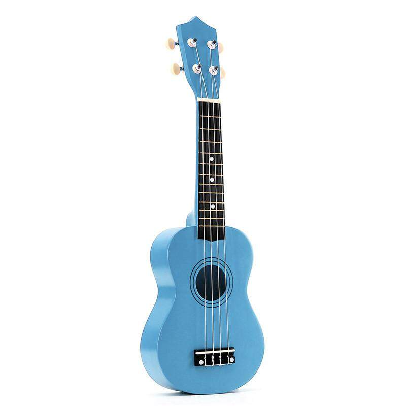 """Specifications of high quality 17 Colors 21"""" Ukulele Basswood Nylon 4 Strings Guitarra Acoustic Bass Guitar Musical Stringed Instrument For Beginners"""