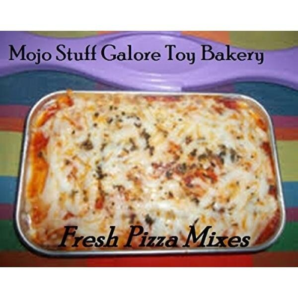 Easy Bake Ultimate Oven Cheese Pizza Mix Playset - intl