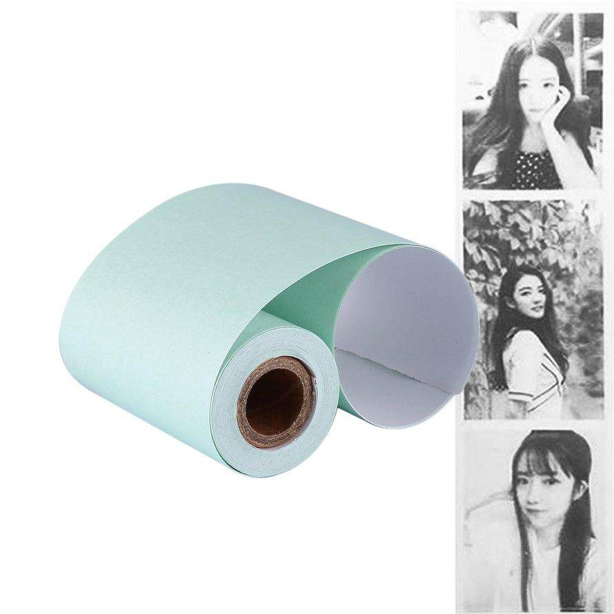Mua OSMAN Thermal Printing Paper Mini Phone Portable Bluetooth Photo Paper Lace Thermal - intl