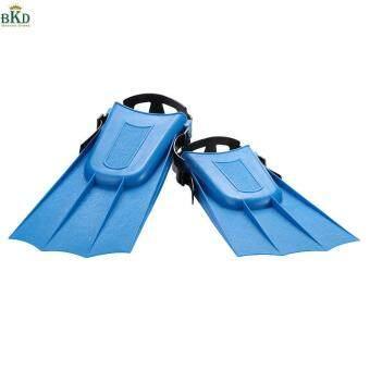 Harga preferensial 1Pair Diving Fins Swimming Hunting Monofin Underwater Flippers Child Flipper ABS beli sekarang - Hanya Rp72.480