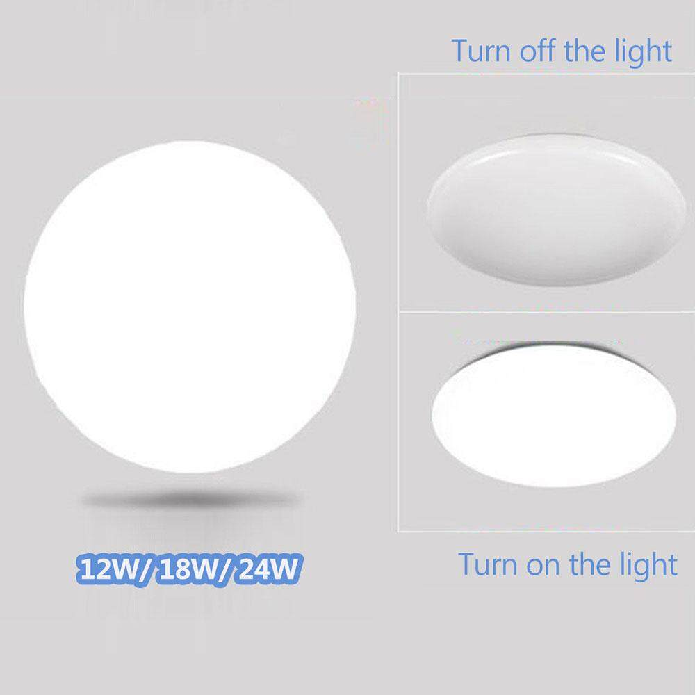 LED Lamp Ceiling Light Energy Saving AC 220V ABS Home Decoration Kitchen - intl