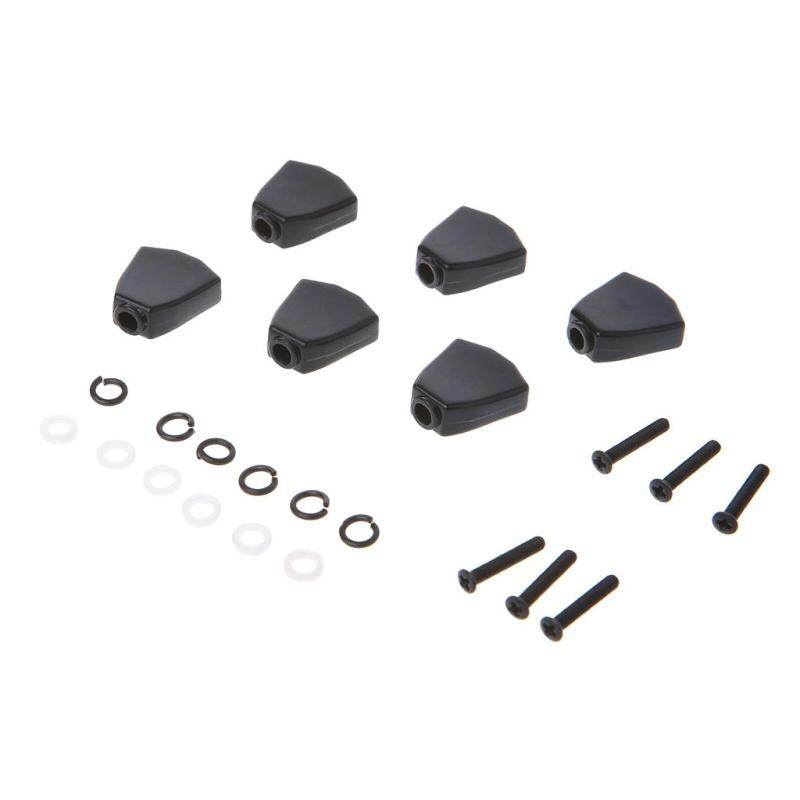 6 Pcs Metal Guitar Tuning Pegs keys Tuners Machine Heads Replacement Buttons Malaysia