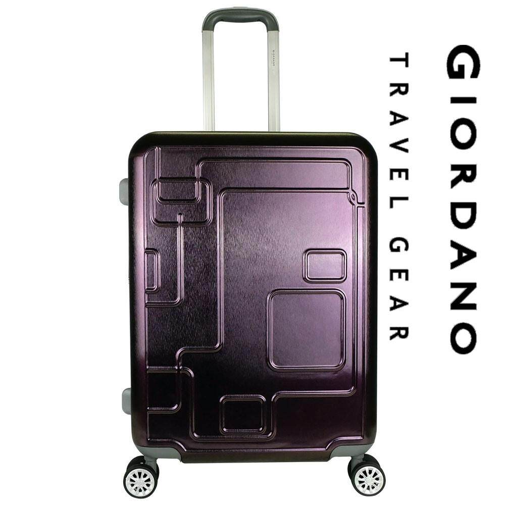 Giordano GA1793 20 inch PC+ABS Expendable Hard Case Trolley With TSA Lock