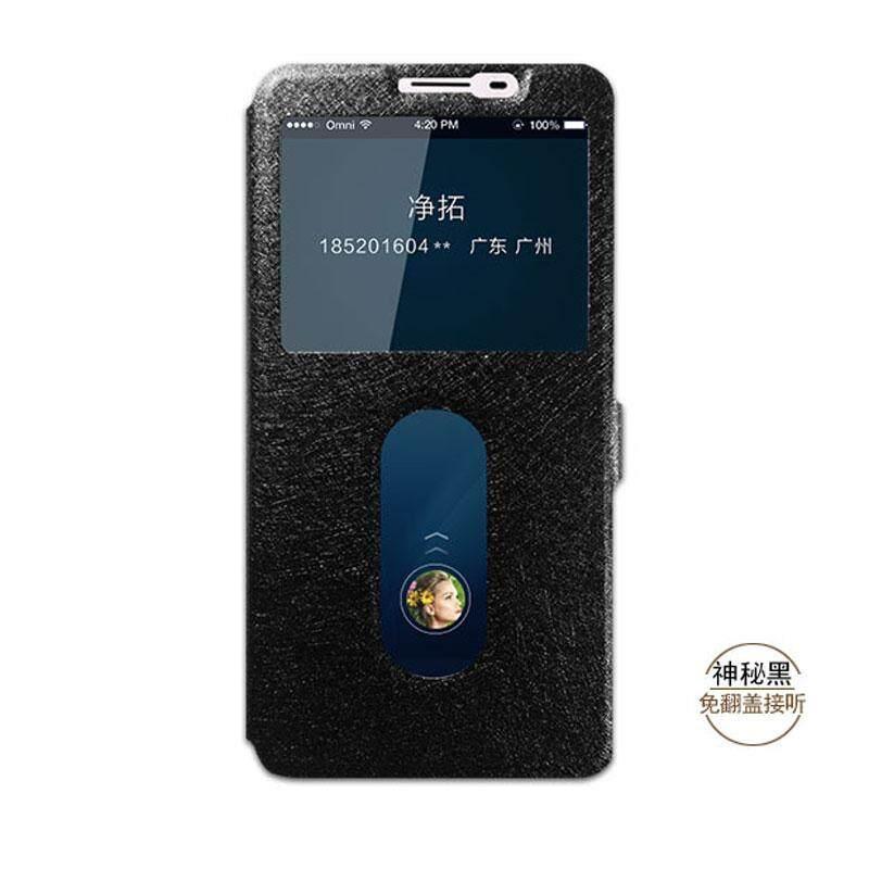 1 Pc/lot For BBK Vivo Y71 Case Quick View Open Window Flip PU Leather