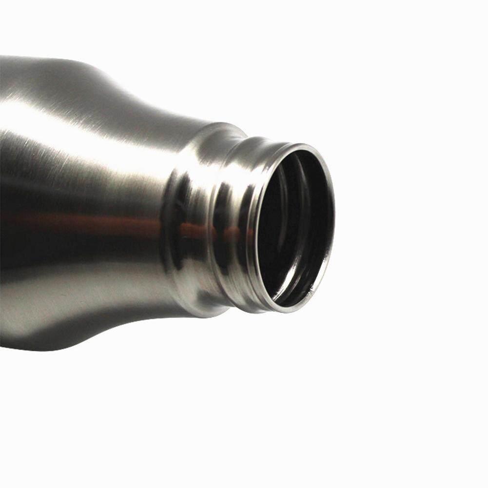 500/750/1000 ml Inox chống Rò Rỉ Oiler Lọ Gia Vị Tương Bình Vật Dụng Nhà Bếp Cruet giấm Chai Lọ Tinh Dầu