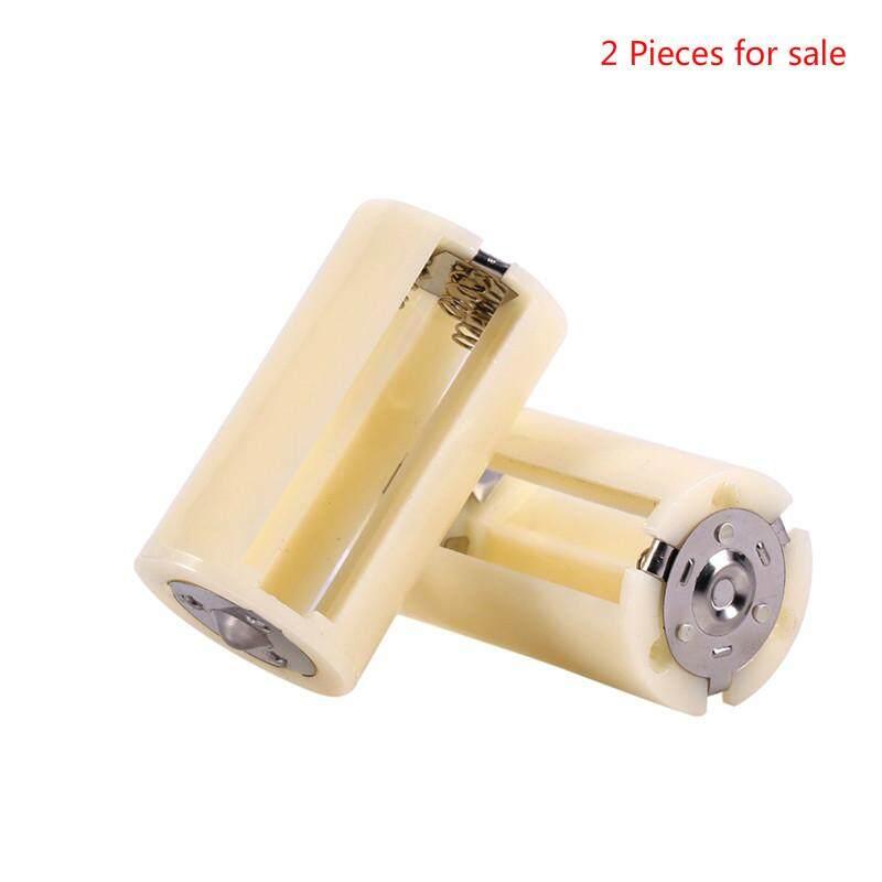 battery Source · 3AA untuk D Ukuran Paralel Portabel Konverter Baterai Adaptor Pemegang .