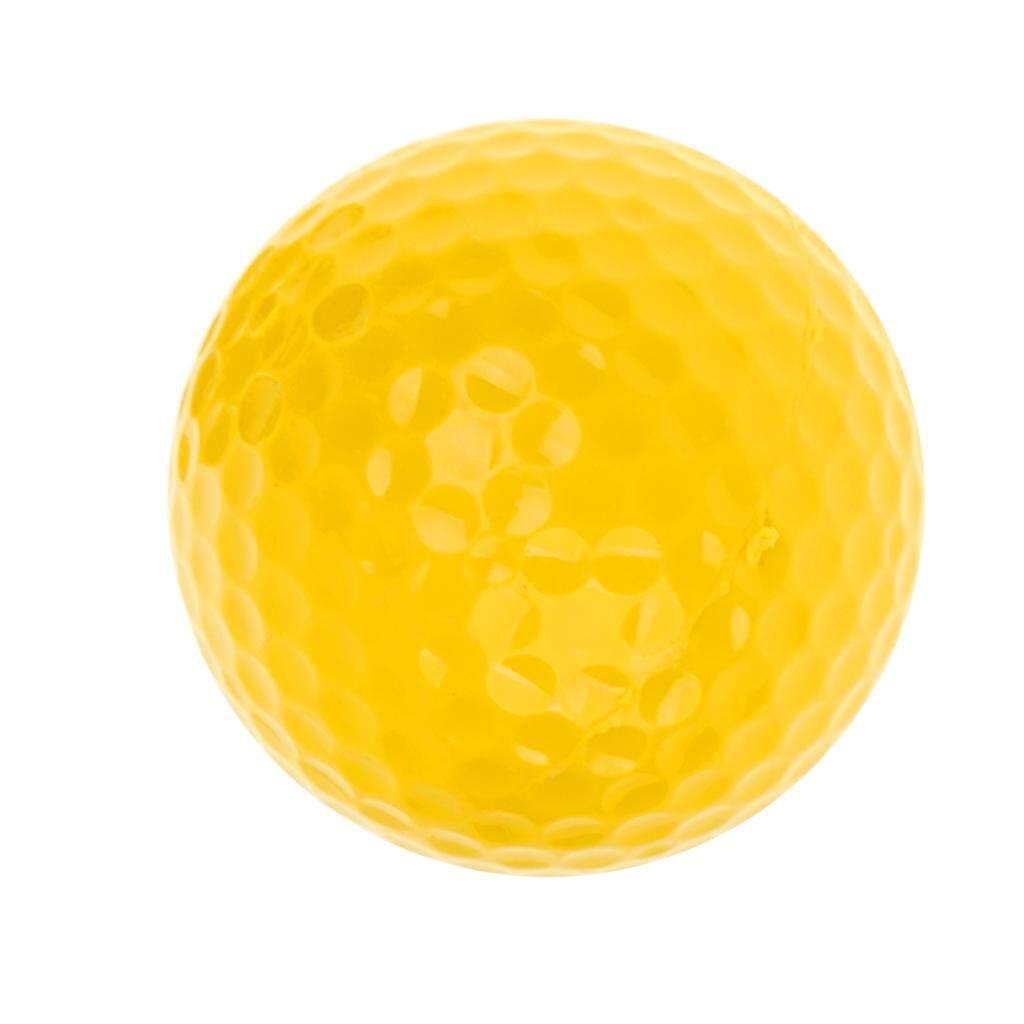 Buah Pelangi Busa Spons Bola Tenis Latihan Golf Swing Bantuan Pelatihan. Source .