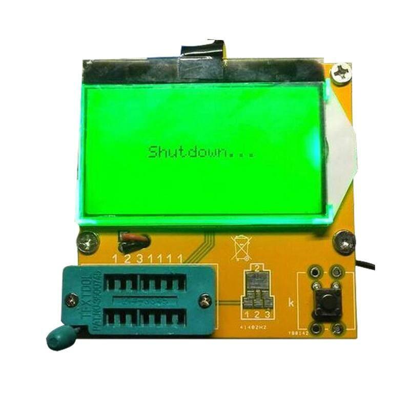 12864 LCD Mega328 ESR Meter Transistor Tester Diode Triode Capacitance MOS PNP - intl