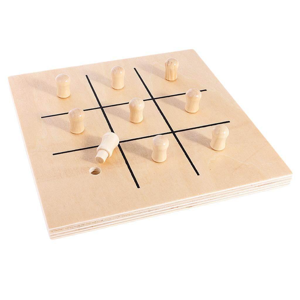 BolehDeals Kids Finger Grasp Training Montessori Home School Educational Wooden Toys Xmas Gift
