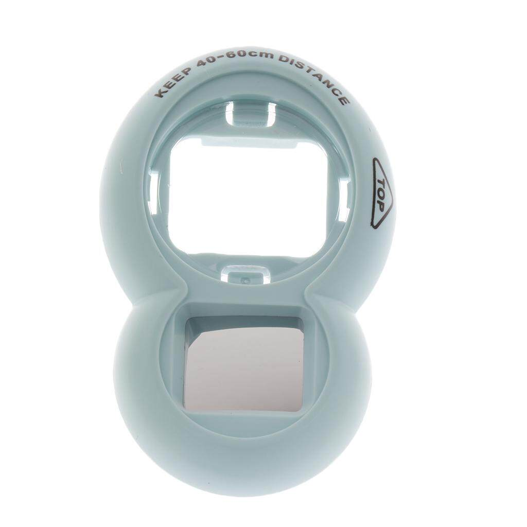 Miracle Shining Rotary Self Shot Mirror Close up Lens For FujiFilm Instax Mini 7S 8 Blue