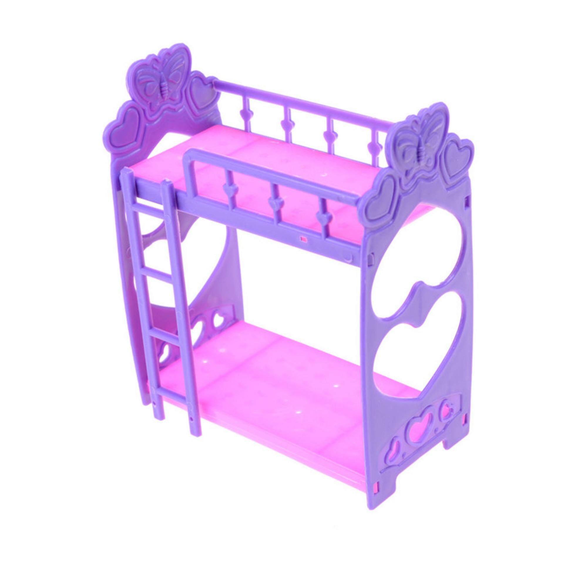 Buy Sell Cheapest Mainan Mimpi Sy156 Best Quality Product Deals Rumah Rumahan Set Miniatur Plastik Kasur Furniture Untuk Boneka Barbie Lemari
