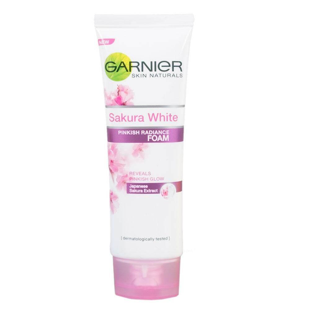 Garnier Health Beauty Skincare Price In Malaysia Best Sakura White 18ml Spf21 Pinkish Radiance Foam 100ml