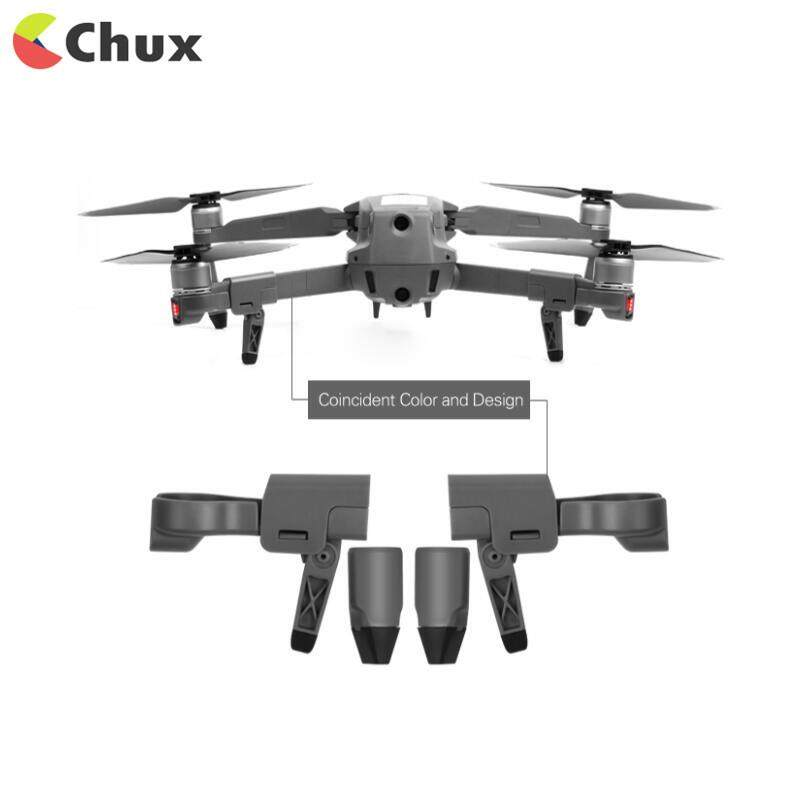 Chux For DJI Mavic 2 Pro / Zoom Drone Accessories Foldable Stabilizers Landing Gear