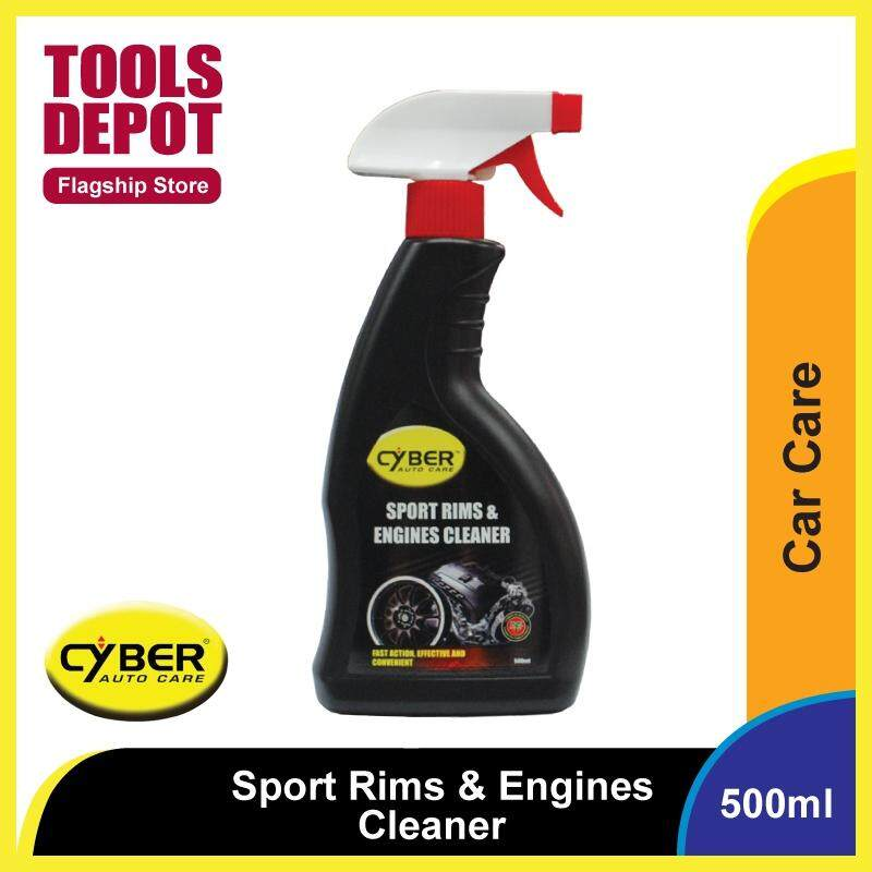 Cyber Sport Rims & Engines Cleaner (500ml)