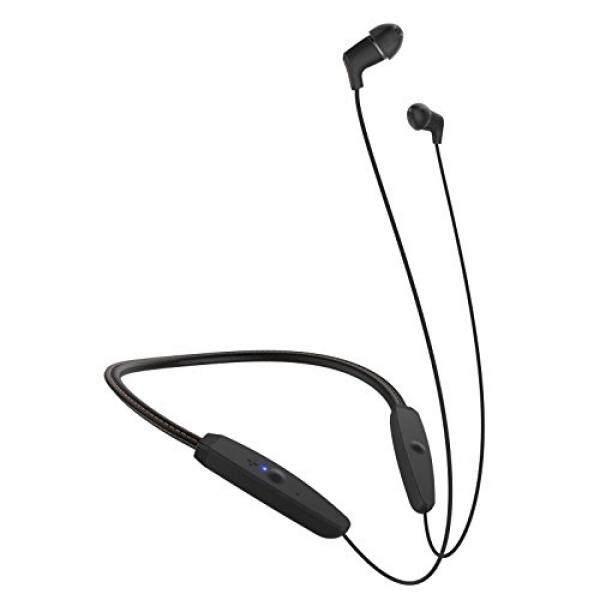 Klipsch Bluetooth Comfortable Black (R5 Neckband Black) - intl