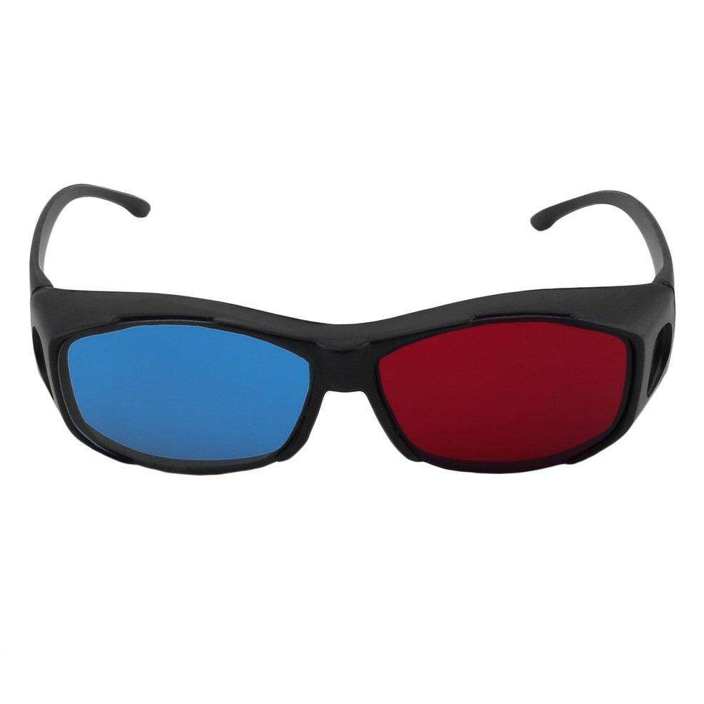 4e065d8a9e OXG Universal Type 3D Glasses Red Blue Cyan 3D glasses Anaglyph 3D Plastic  Glasses