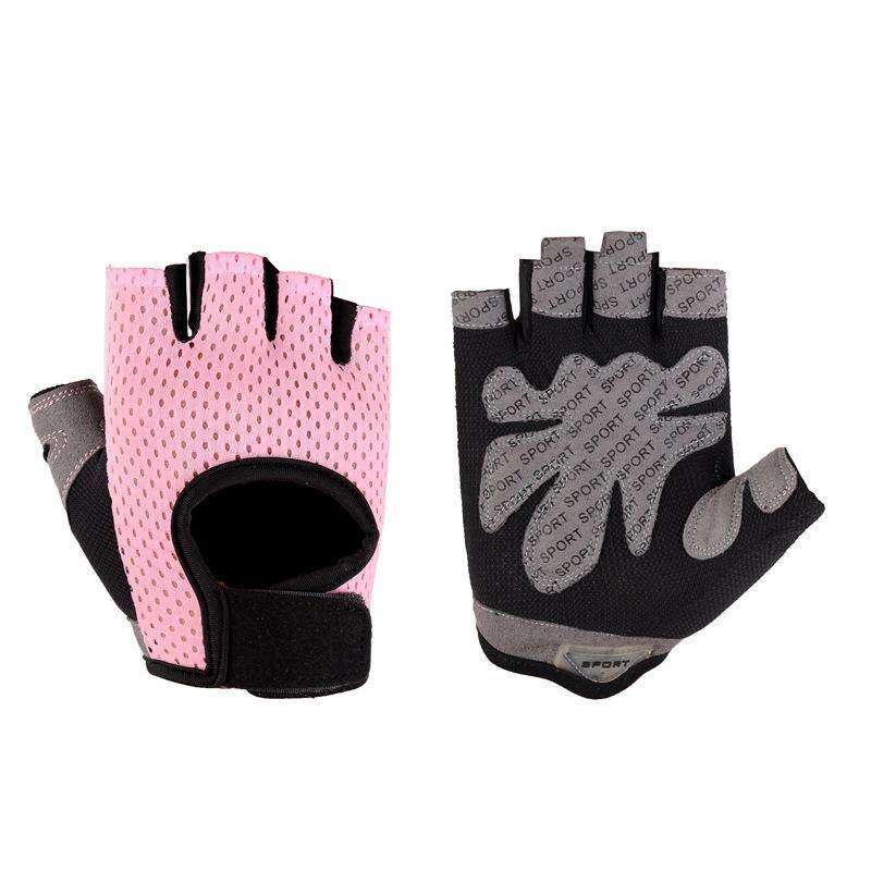 e70c9d865ff9 Fitness Gloves with Palm Protection and Extra Grip