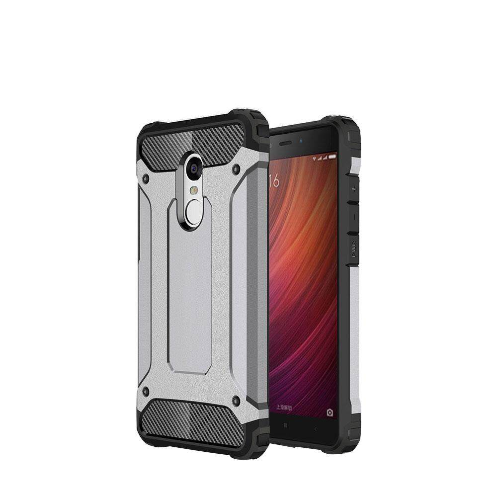 Catree New Style Hard Armor Anti-Crash Cover Case Shell For Xiaomi Redmi Note 4 Mobilephone