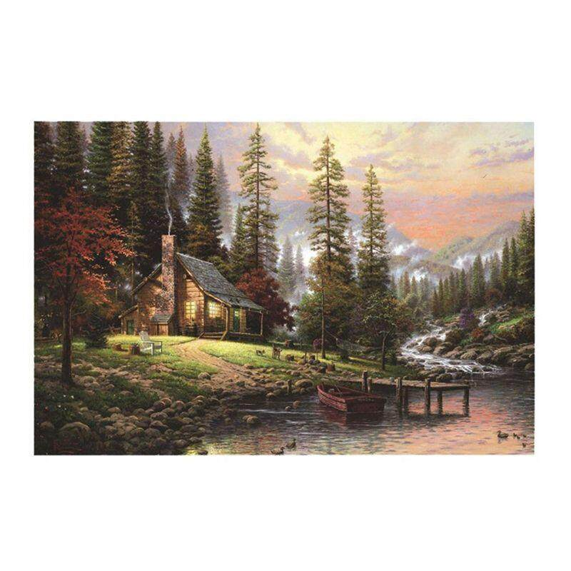 Buy sell cheapest landscapes painting canvas best quality product high definition oil painting prints on canvas frameless wall art paintings picture for living room bedroom solutioingenieria Gallery