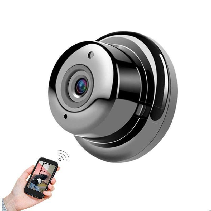 Asli Baru Q1 720 P VR Mini Kamera Nirkabel Wifi Infrared Modus Malam Camara Ip Kamera