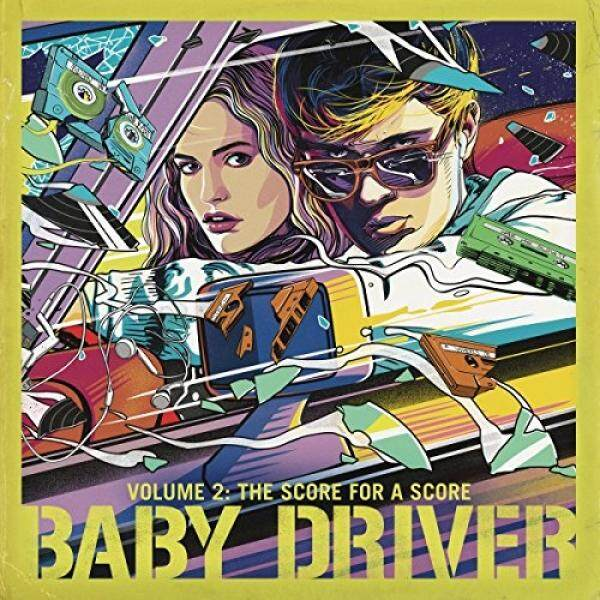 Baby Driver Volume 2: The Score For A Score - Intl.