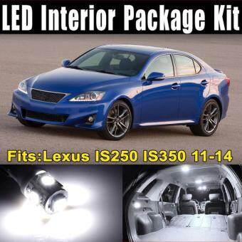 Bandingkan Toko Sa Yanyi 15 LED Putih Lampu Kubah Interior Lampu Peta Kit untuk Lexus IS250 IS350 11-14 (10xT10-5-5050 + 5x31MM-12-3528) sale - Hanya Rp65. ...