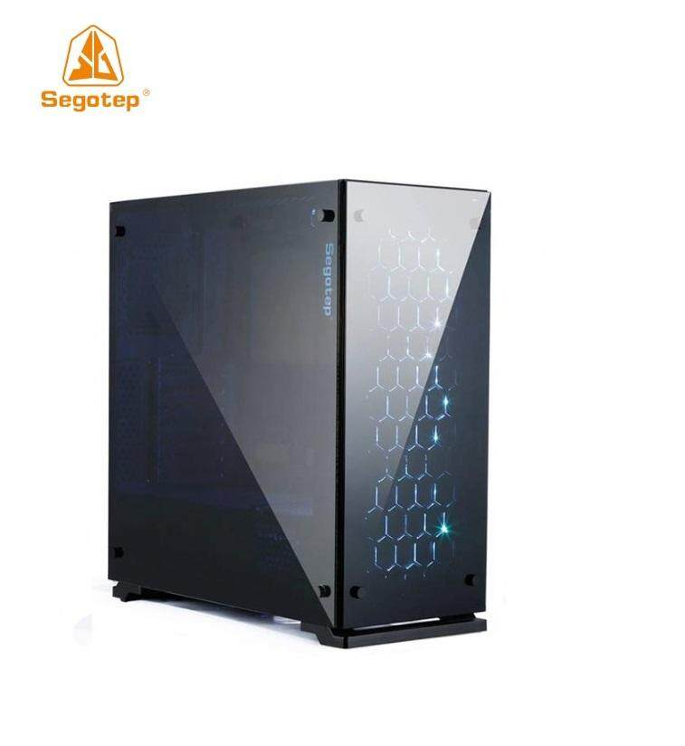 SEGOTEP K7 RGB Fully Tempered Glass Casing ATX K7 (SG-K7) Malaysia