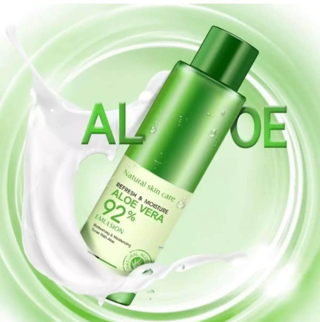 Fitur Vaseline Intensive Care Lotion Aloe Soothe 120ml Dan Harga Advance Strength 400 Ml 92 Vera Emulsion Face Cream Refreshing And Moisturizing Natural Skin