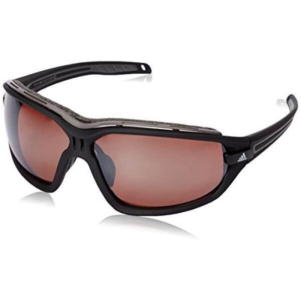 Adidas Evil Mata EVO Pro L A193 6055 Terpolarisasi Kacamata Hitam Persegi Panjang-Internasional