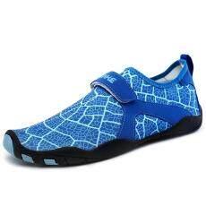 Musim Semi dan Musim Panas Air Sepatu untuk Wanita dan Pria Sepatu Latihan Berenang Mengemudi Pecinta