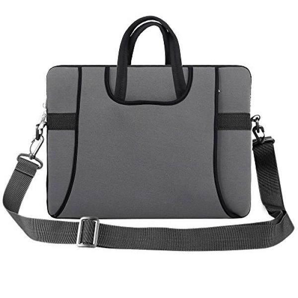 Laptop Briefcases 14 Inch Laptop Sleeve Bag Shoulder Bag,Armor Wear 14-Inch Neoprene Bag for 14 Lenovo Thinkpad, 14 HP Pavilion Acer Chromebook, 13.5 Surface Book Dell Latitede and More Ultrabook Notebook Tablet - intl