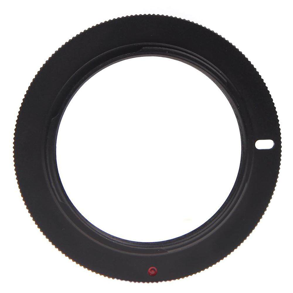 M42 Lens Adapter Ring for Nikon D700 D300 D5000 D90 D80 D70 Black