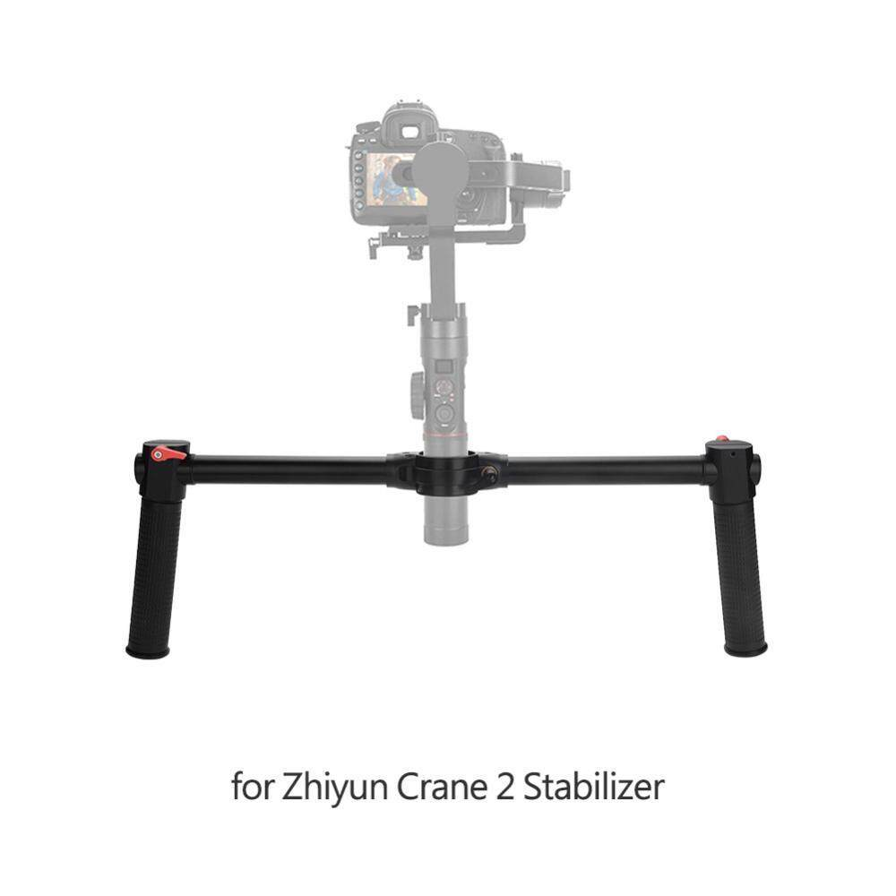 Buy Sell Cheapest Zhiyun Crane A02 Best Quality Product Deals Tripod Pole For 3axis M Smooth Q 3 Durable Aluminum Alloy Gimbal Stabilizer Dual Handheld Grip 2 Intl