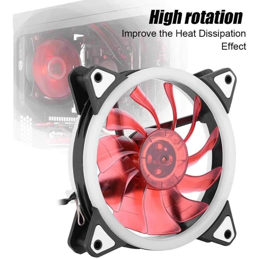 Fitur Pendingin Cpu Fan 12 Cm 120 Mm Sunyi Ultra 3pin 4pin Pc Wadah