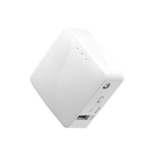 Gl. inet GL-Arini Perjalanan Router, Konverter WiFi, OpenWRT Pra-instal, Jembatan Repeater, 150 Mbps Performa Tinggi, OpenVPN, Gateway IOS Dapat Diprogram-Internasional