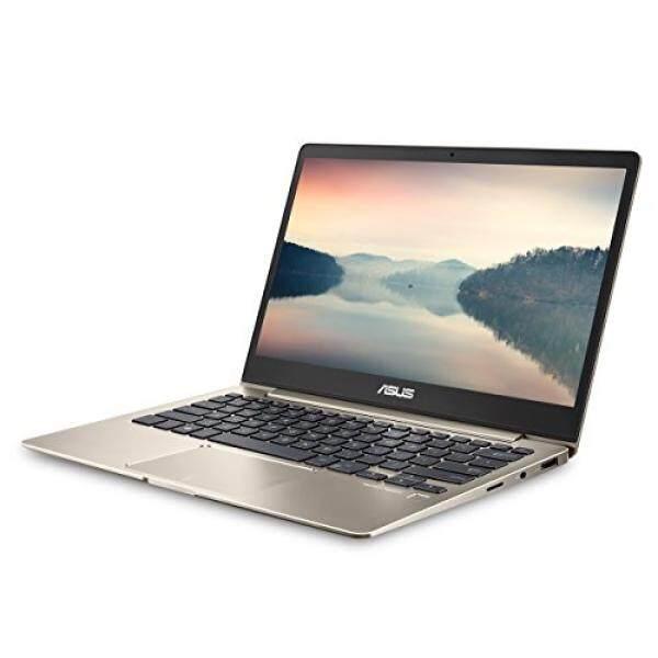 ASUS Zenbook 13 Ultra-Slim Laptop 13.3 FHD Display Intel 8th Gen Core I5-8250U, 8 GB Ram 256 GB MSD, Win10, Backlit KB FP, Icicle Gold, UX331UA-AS51